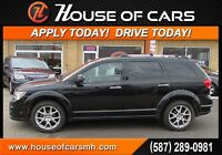 2012 Dodge Journey R/T $149 Bi Weekly with $0 Down!