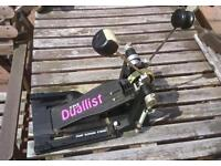 Duallist bass drum pedal Dual