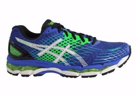 ASICS GEL NIMBUS 17 MENS PREMIUM CUSHIONED RUNNING SHOES/SPORTS (SIZE 9)