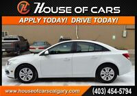 2015 Chevrolet Cruze LT 1LT  *$133 Bi-Weekly Payments with $0 Do