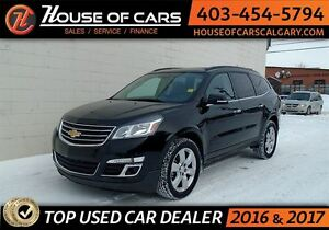 2016 Chevrolet Traverse 1LT 7 seater Loaded AWD