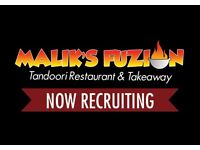 Kitchen staff required - Part/Full Time - Maliks Fuzion Takeaway Restaurant - Cambridge Orchard Park