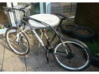 Ribble Hardtail Carbon Fibre Mountain Bike MTB, SRAM, Shimano, Magura