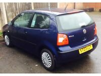 VW POLO AUTO 1.4 LOW MILES ONLY 27K