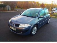 Renault megane 2007...low miles..superb conditions