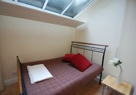 Lower Ground floor Modern large Studio/ one bedroom in heart of South Kensington.
