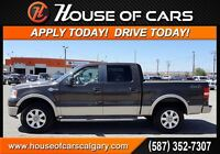 2008 Ford F-150 FX4   w/ Leather+Sunroof