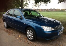 2007 Ford Mondeo 2.0TDCi SIV LX 5DR Blue 130BHP Excellent runner/family vehicle