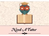 Experienced Home Tutor for English and Maths Specialising in 11 Plus