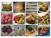 Experienced Healthy cook for home cooking / dinner parties