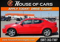 2009 Dodge Avenger R/T  w/ Leather+Sunroof