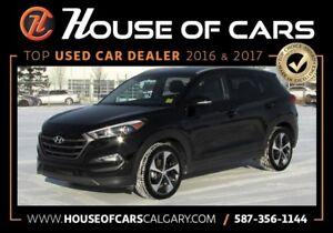 2015 Hyundai Tucson 1.6T
