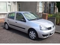 Renault Clio Campus Facelift model Full Service History New MOT for a year Nice and Clean