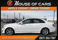 2014 Mercedes-Benz C-Class C300 4MATIC *$246 Bi-Weekly Payments