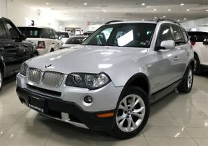 2009 BMW X3 xDrive30i|ACCIDENT FREE|PANOROOF|VERY CLEAN
