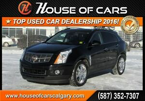 2010 Cadillac SRX Premium Collection / Back up Camera / Sunroof
