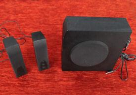 Asda SW 384 2.1 Multimadi Speaker System