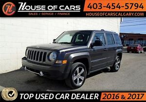 2016 Jeep Patriot High Altitude Loaded