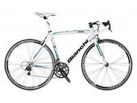 Bianchi Via Nirone 7 C2C Alu Carbon Fork Road Bike