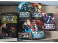 Skulduggery Pleasant children's book bundle