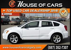 2012 Dodge Caliber SXT  *83 Bi-Weekly with $0 Down!*