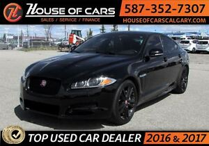 2014 Jaguar XF 3.0L supercharged limited editon.