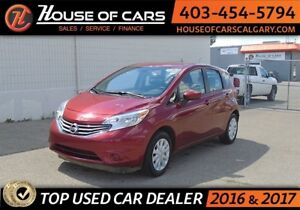 2016 Nissan Versa Note 1.6 SV APPLY TODAY DRIVE TODAY !!