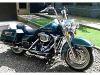 Harley Davidson FLHR Road king 1450 for sale