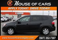 2013 Chevrolet Orlando 1LT  *$125 Bi-Weekly Payments with $0 Dow