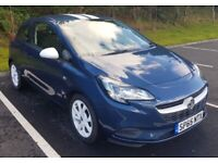2015 Vauxhall Corsa 1.2i Sting 3 Door Full Service History Full Years MOT Very Good Condition