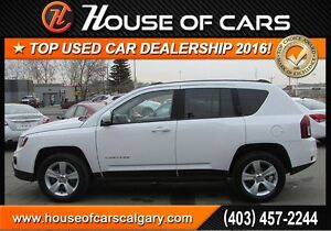 2015 Jeep Compass Sport/North 4x4    *$161 Bi-Weekly with $0 Dow