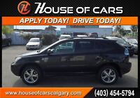 2006 Lexus RX 400H Fully Loaded   *$90 Bi-Weekly with $0 Down!*