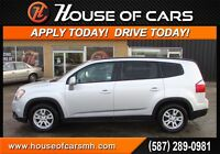 2014 Chevrolet Orlando 1LT *$118 Bi Weekly with $0 Down!*