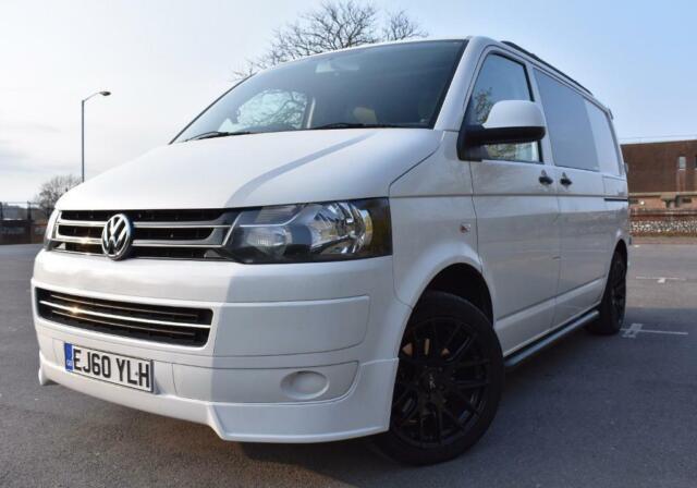 VW T5 transporter - low mileage | in Blandford Forum, Dorset | Gumtree