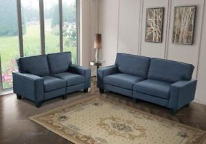 NEW ARRIVALS BRAND NEW 3PCS. SOFA SET ONLY FOR $699