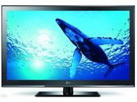 42 LG LCD FULL HD TV WITH BUILT IN FREEVIEW++++ CAN BE DELIVERED+++
