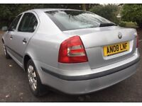 2008 SKODA OCTAVIA 1.9 TDI PD+12 MONTH MOT+FULL SERVICE HISTORY+CLUTCH AND FLYWHEEL REPLACED!!!
