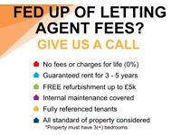 CALLING ALL LANDLORDS! HMO PROPERTY FOR RENT WANTED.