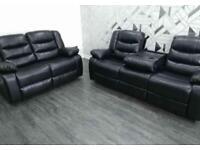 Roma recliner sofa