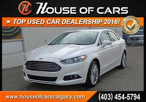 2016 Ford Fusion SE AWD LOADED
