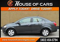 2014 Chevrolet Sonic LT Auto  *$111 Bi-Weekly Payments with $0 D