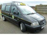 Fiat Scudo Taxi For Sale