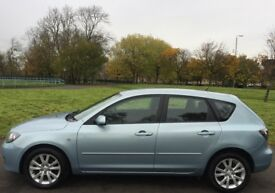 **DIESEL**MAZDA 3 TS+(56 PLATE) **5 DRS HATCHBACK. VS/H ++EXCELLENT CONDITION