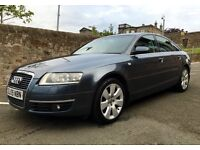 AUDI A6 3.0 TDI QUATTRO - STUNNING CAR, TOP SPEC, WITH AWESOME POWER, FSH BY AUDI