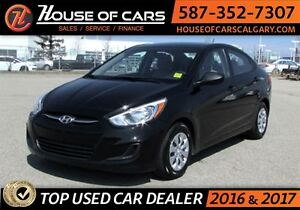 2016 Hyundai Accent GL / Bluetooth