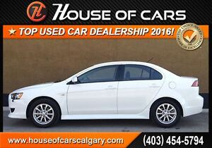 2014 Mitsubishi Lancer SE  *$111 Bi-Weekly with $0 Down!*