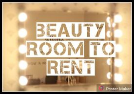 Beauty room for rent £25 a day Newton-Le-Willows