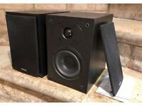 Lovely Denon SC-F109 Hifi Monitor Speakers