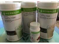 Herbalife diet programme