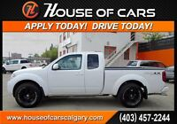 2011 Nissan Frontier PRO-4X Extended Cab
